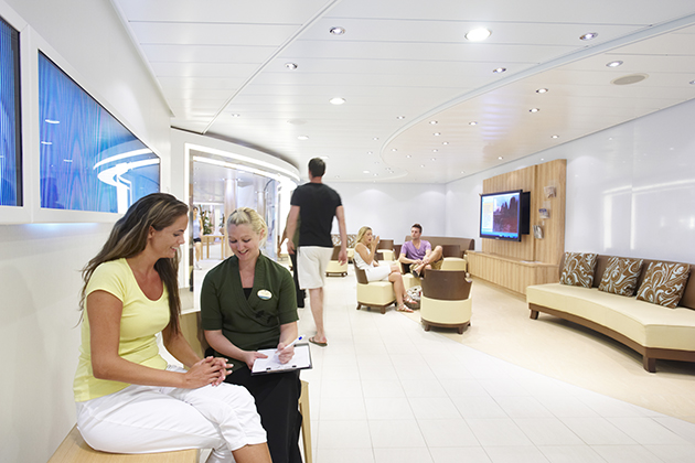 Oasis of the Seas - Vitality Spa