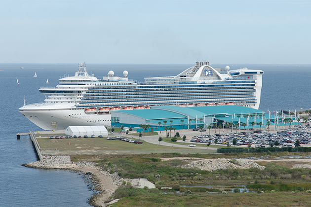 Cruise Lines Drop Houston As A Port Cruise Critic - Galveston cruise port