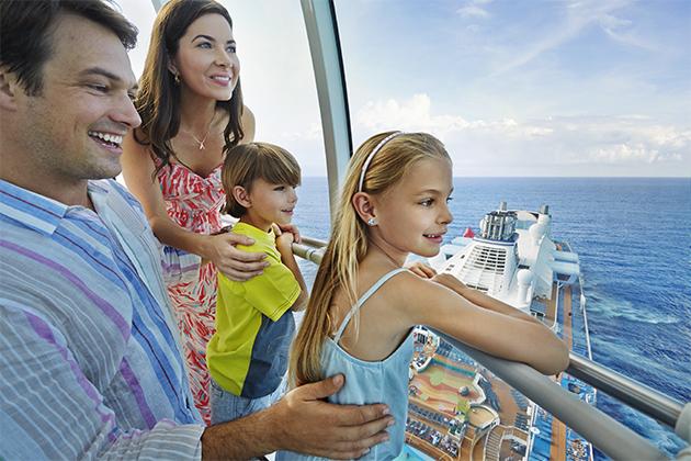 Explore The Beauty Of Caribbean: Princess Cruises Vs. Royal Caribbean International