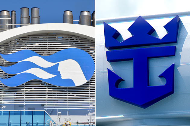 Princess Cruises Vs Royal Caribbean International