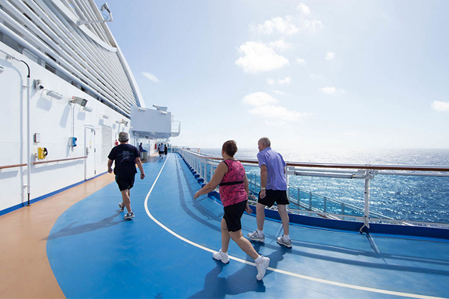 Princess Cruises Vs Royal Caribbean International