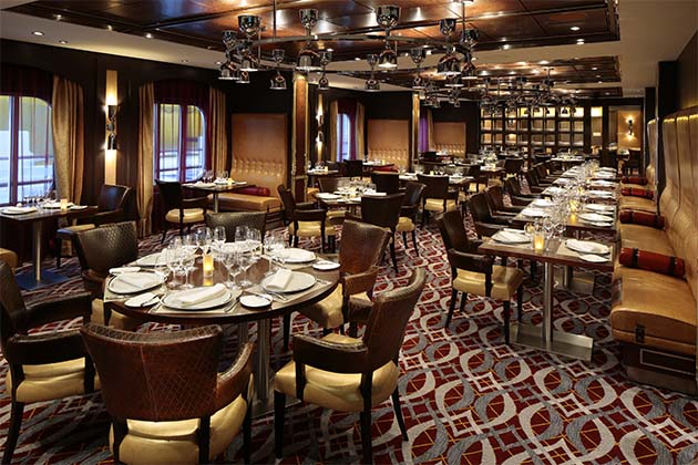 Royal Caribbean's Chops Grille vs. Giovanni's Table ...