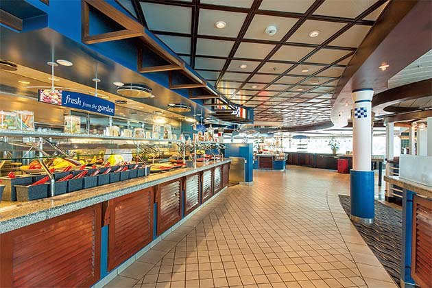 Voyager of the Seas - Buffet