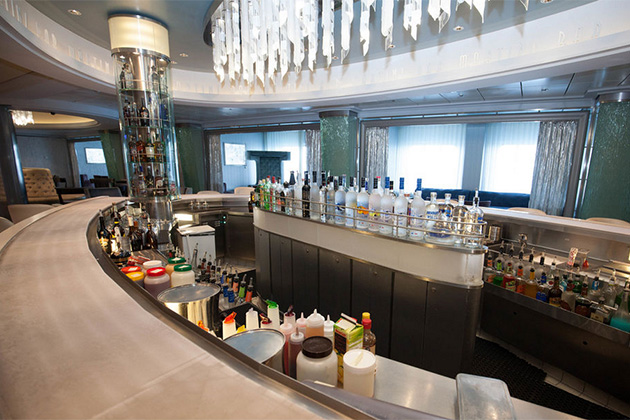 Celebrity Reflection - Martini Bar