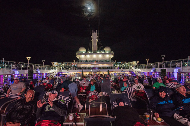 Regal Princess - Movies Under the Stars