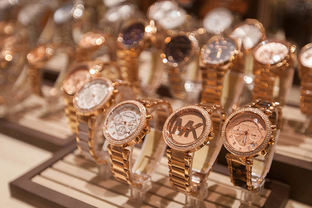 Duty-free watches