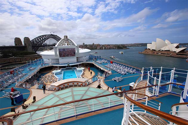Golden Princess: Hits & Misses - Cruise Critic