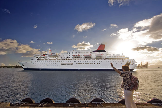 What To Do If Your Cruise Ship Leaves You Behind And