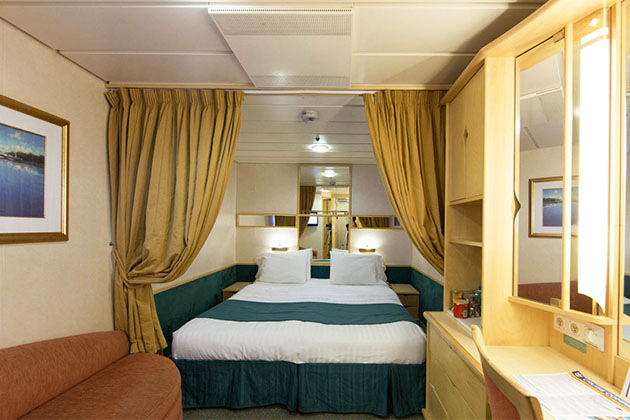 Unsold Cruise Cabins How Cruise Lines Fill Them And How