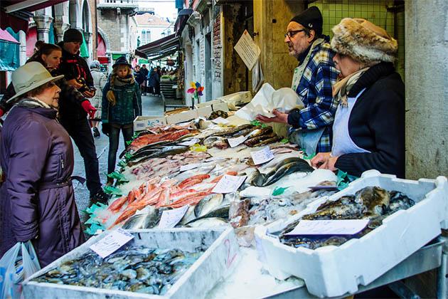 local fish market