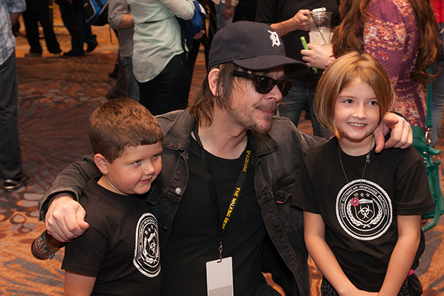 Walker Stalker Cruise 2020.5 Reasons To Go On The Walking Dead Cruise Cruise Critic