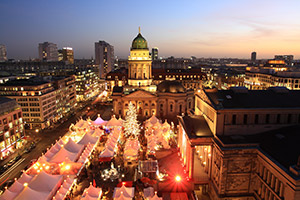 Christmas market in Berlin - photo courtesy of Dado the Dude/Shutterstock