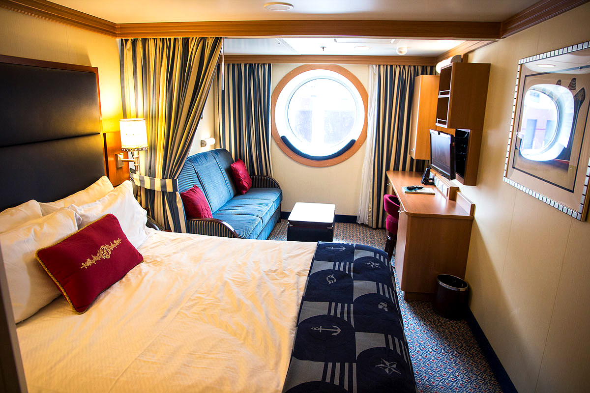 The 9 Best Cruise Ship Inside Cabins ... And 3 To Avoid