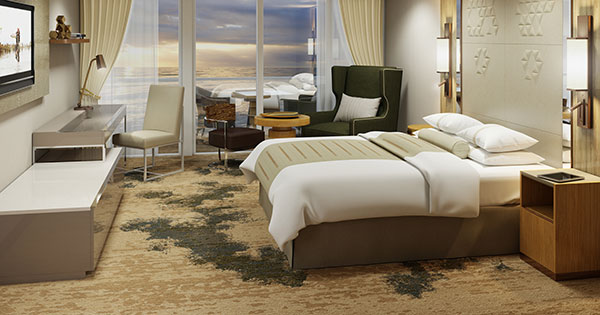 Azamara Releases Spa Suite And Cabin Details For 2016