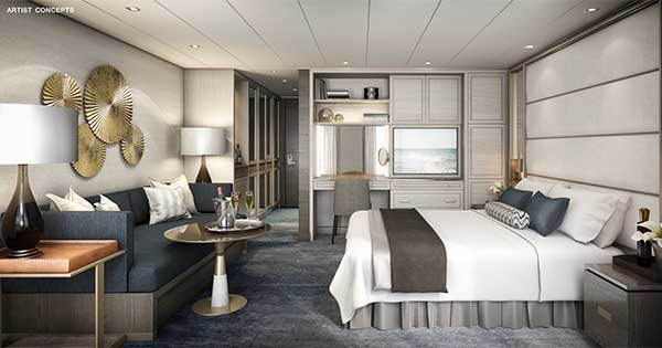Crystal Cruises Announces New Cruise Ships A River Line