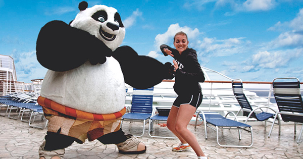 Anthem of the Seas to get DreamWorks Experience
