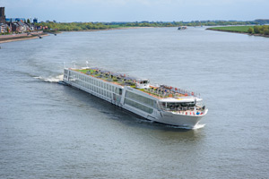 Newest River Cruise Line To Build Fifth New Ship Emerald Waterways - Emerald river cruise ship