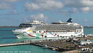 Norwegian Dawn Returns Safely To Bermuda Dock Other Cruise Ships - Cruise ship dawn
