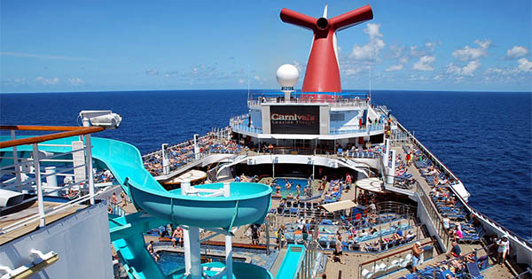 After Fire Next Carnival Liberty Cruise To Sail As