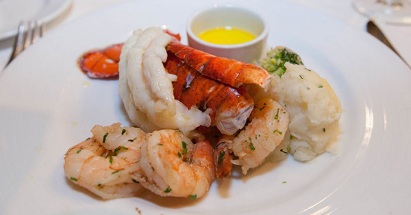 Carnival Pulls Free Lobster From Short Cruises, Adds New Formal Night Menu Items - Carnival ...