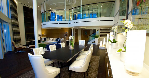 Royal Caribbean Introduces Royal Suite Class Royal