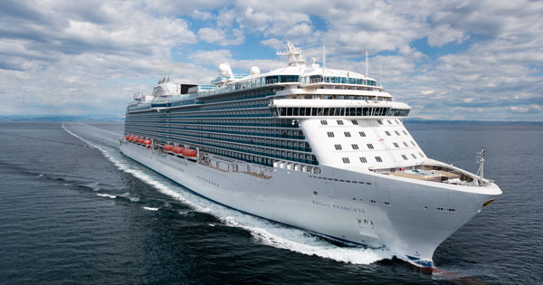 Princess Cruises To Feature In A New Six Part Itv Documentary Princess Cruises