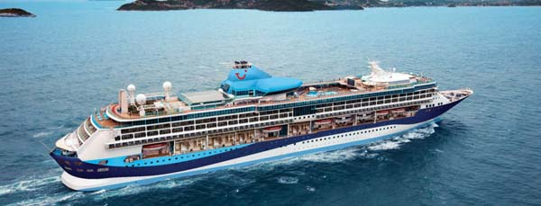 Thomson Cruises Reveals Details Of New Cruise Ship Thomson - Pictures of thomson dream cruise ship