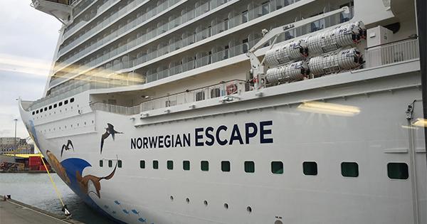 Norwegian Cruise Line Develops New Menus For Escape Names - Nickelodeon cruise ships