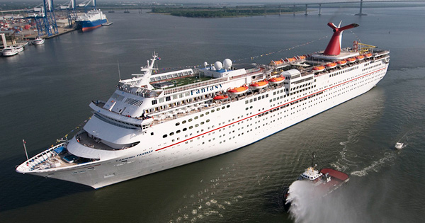 Carnival Fantasy Itinerary Changed Due To Propulsion