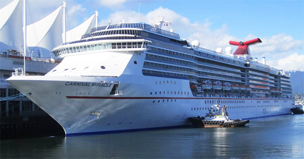 Carnival Cruise Line Delays China Deployment Cruise Critic - Cruise ship delayed