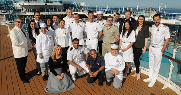 Princess Cruises To Star In Itv Documentary Quot The Cruise
