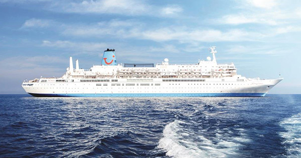Thomson Cruises Announces Return To The UK In Cruise Critic - Thomson celebrity cruise ship