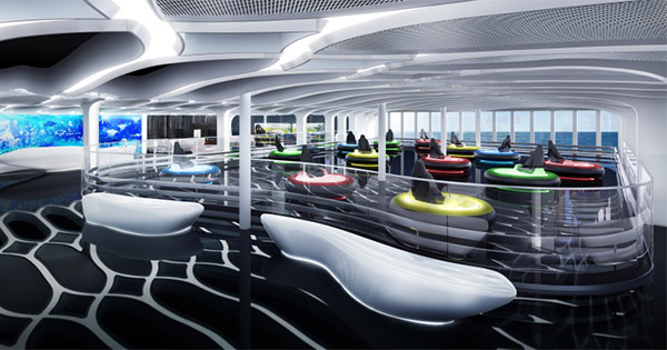 Norwegian Cruise Line Releases Details On Its Ship For
