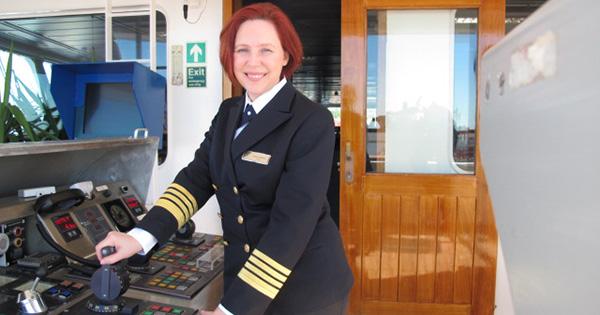 Regent Seven Seas Announces First Female Captain