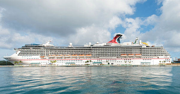 Carnival Cruise Ship Delayed Due To Propulsion Issues Next - Cruise ship delayed
