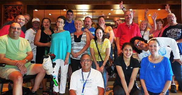 carnival cruise meet and mingle