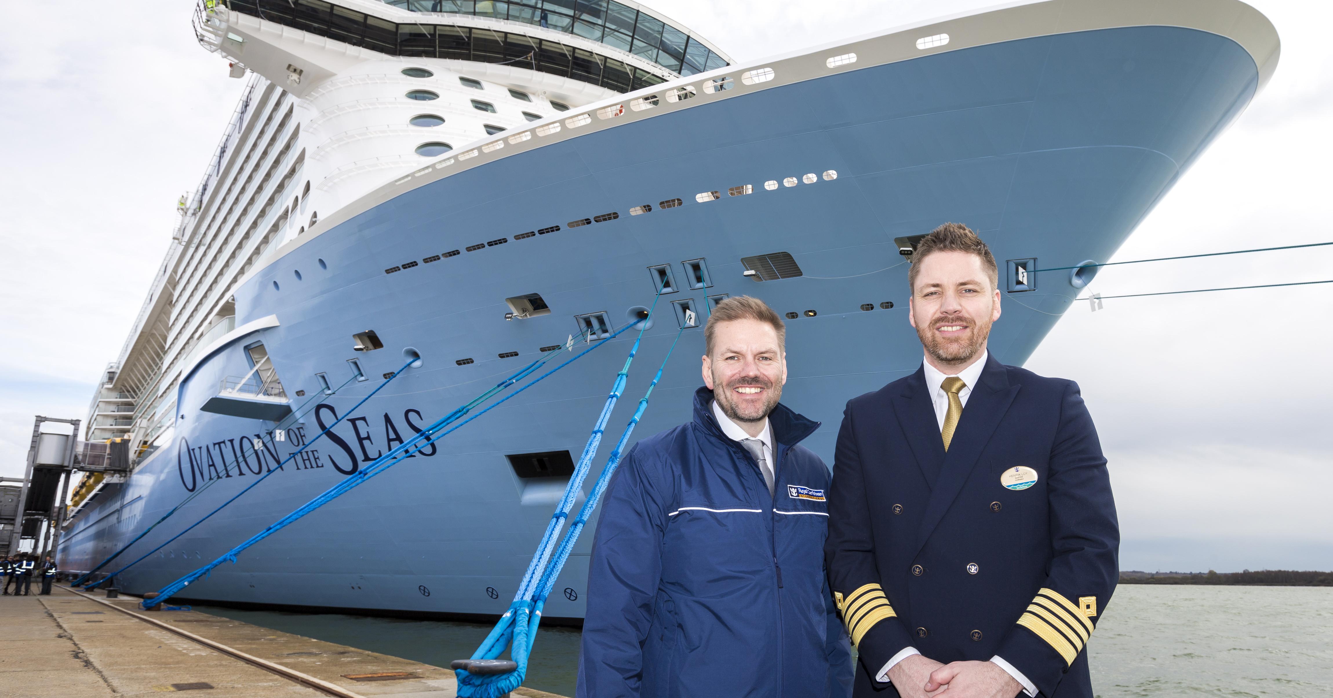 Royal Caribbean Confirms Quantum Class Cruise Ship Back In
