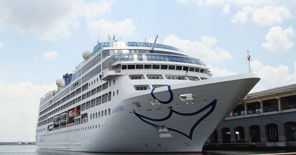 Live from Fathom Adonia in Cuba  Pulling into Havana - Cruise Critic