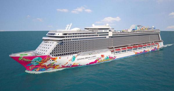New Cruise Line Dream Cruises Opens For Sale In Australia