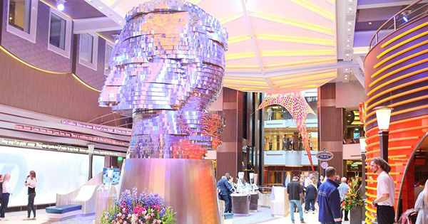 Live From Harmony Of The Seas First Impressions