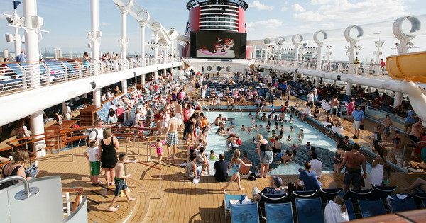 Global Cruise Passenger Numbers Reach Highest Ever Figure