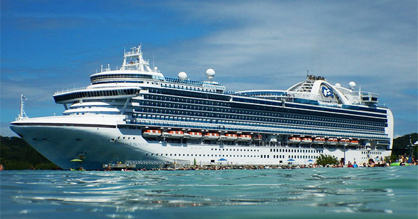Emerald Princess - Cruise Industry News   Cruise News