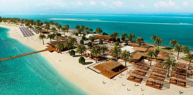 Afbeeldingsresultaat voor msc cruises sir baniyas island