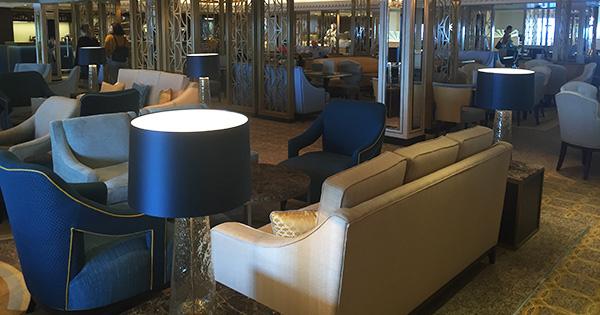 Carinthia Lounge on QM2