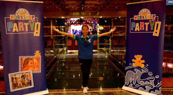 Carnival Debuts Build A Bear Workshop At Sea And Other