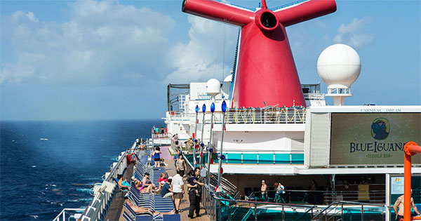 Carnival Cruise Ship Skips Call Due To Engine Issues
