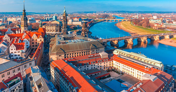 Low Water Levels Affecting Elbe River Cruises Cruise Critic - Elbe river