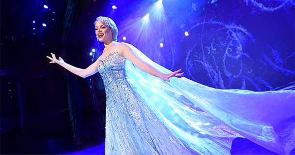 Quot Frozen Quot Musical Stage Show Coming To Disney Cruise Ship