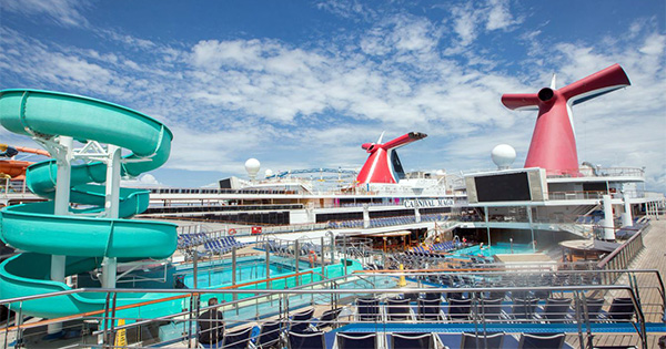 Carnival To Build Two New Cruise Ships Largest For The Line - Cost to build cruise ship
