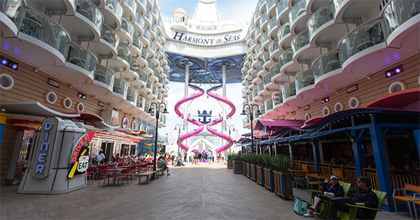 Royal Caribbean Searching South Florida For Harmony Of The